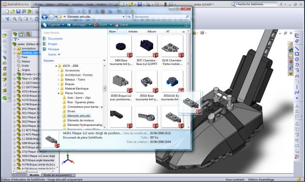 Swcaddb Education Et Formation Nxt Briques Virtuelles